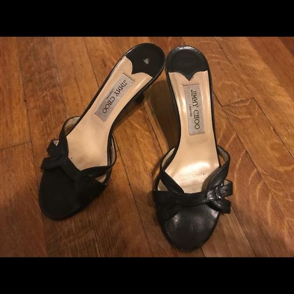 Vintage Jimmy Choo Low Heels | Poshmark